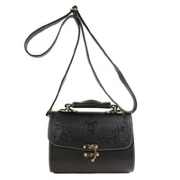 New Style Vogue Gypsy Witch Women Messenger Bags 2014 Vintage Classiscal Retro Lady Handbag Fashion Female Totes Bag