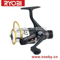 RYOBI AMAZON 4000VI 5 Ball Bearing Spinning Fishing Reel Salt Water Reel with free plastic extra spool