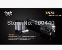 Fenix  TK76 flashlight  three kinds of light effects of 2800 lumens
