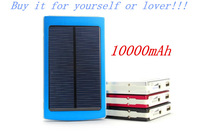 2014 !!!10000mAh high-capacity battery meeting multiple phone charging Universal Solar Power s100  for general brand