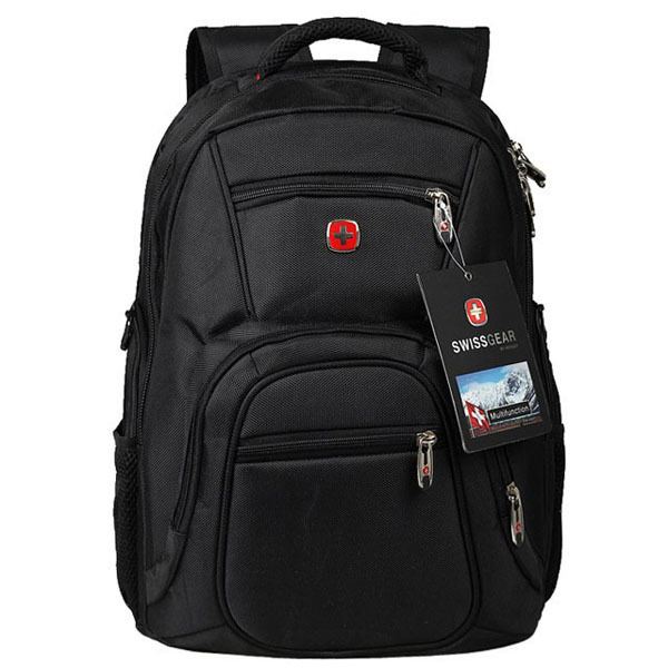 swiss army knife backpack wenger backpack laptop bag backpacks for 14 15-inch laptop backpack men schoolbag women swiss army(China (Mainland))