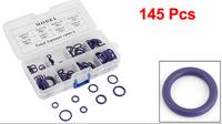 145 Pcs 8 Modes HNBR F12 R134A O-ring Oil Seal Sealing Ring Gaskets