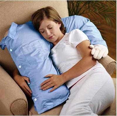 Free shipping FUNNY BOYFRIEND ARM BODY PILLOW BED SOFA CUSHION NOVELTY GIFT(China (Mainland))