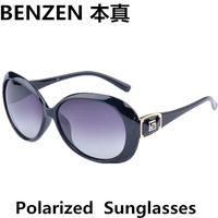 2014 New  Women Polarized Sunglasses Fashion woman Sun glasses UV 400 Retro Eyewear Glasses oculos with case black  1011A