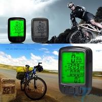 Wireless Bike Bicycle speedometer Computer Odometer LCD display Waterproof ordenador de bicicleta velocimetro de la bicicleta
