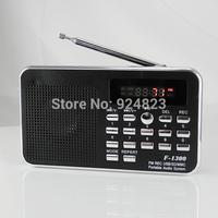 mini portable fm radio with recording function