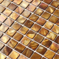 Mix color design Shell Mosaic Tiles, Natural Shell tiles, Naural Mother of Pearl Tiles, bathroom wall flooring tiles