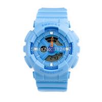 SL012-Fashion 2014 New Arrival Quartz Digital Women/Men/Child Sports Watch Dress Watches bracelet Silicon/Rubber band watches