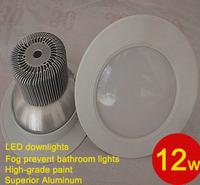 free shipping 12w 15w led down lights 85-265V CE rohs approval 2pcs/lot