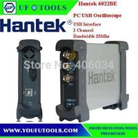 Hantek 6022BE New USB PC-Based Digital Oscilloscope 48MSa/s 20Mhz Bandwidth 2CH