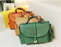 2014 NEW ARRIVAL Free Shipping Fashion Handbags Hasp Women Messenger Bag Retro Shoulder Bag