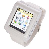 AK912 Intelligent QQ Waterproof HD Camera Mini Wrist Watch Cell Phone