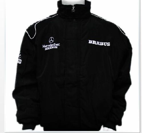 Automóvel F1 jaqueta de roupas de corrida carro de corrida carreata Equipe jaquetas roupas de inverno jaqueta de motoqueiro(China (Mainland))