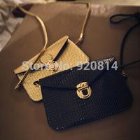 2014 small bag mobile phone fashion cross-body bag shoulder bag vintage toothpick mini bags female