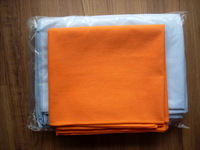 Free Shipping 3PC 40cmx40cm Microfiber Suede Cleaning Cloth Wiping Rags Microfibre Lens Screen Eyeglass Camera Towel