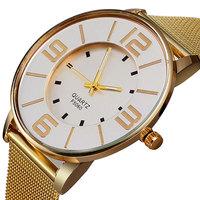 2014 New Fashion Luxury Brand Golden Women Dress Watch,Casual Ladies Quartz Analog Wristwatchea,Woman Relogio Clock Watch