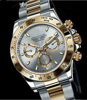 Free shipping new fashion  luxury brand men mechanical watch wrist watch
