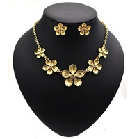 ST-50021 Fashion wedding bridal jewelry sets crystal choker necklace Edelweiss Free shipping