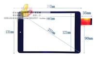 Punaier MOMO8 MINI TE-0800-0013 TE-0800-0039 v2.0 GY external screen capacitive touch screen touch screen handwriting screen