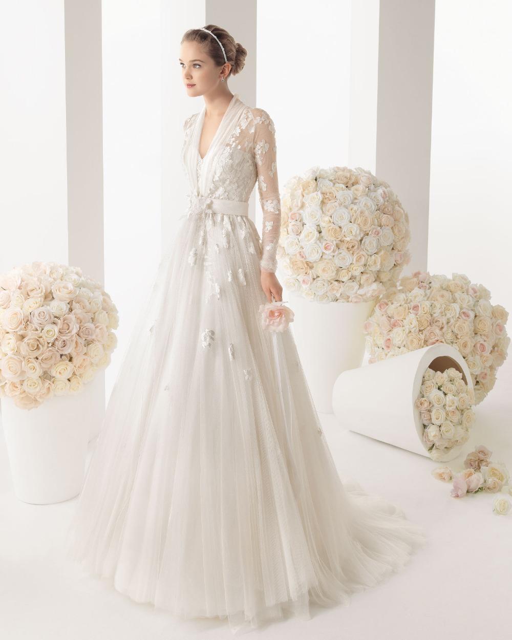 Vestidos de novia medeival
