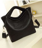 2014 NEW  Famous  genuine leather handbag Messenger women's leather Totes shoulder bag