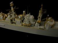 Orangehobby-N07-098-240-1/700 HMS Campbeltown F86