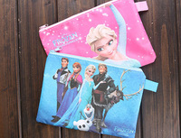 1406c 39208492920 Romance Pencil stationery snow snow snow treasure adventure cartoon doll paper bags