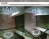Free shipping fashionable style Crystal Chandelier crystal pendant lamp for home decoration Shipping 100% Guanrantee