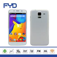 SF-C2000 freeshipping ebay china 5.0 inch mtk6589 quad core dual camera android 4.4 3g phone