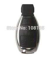 2005-2008 3 button MERCEDES BENZ Smart remote Key for CHROME S SL ML SLK CLK E GL M R C CLASS CLS,MB complete key 433MHZ-315MHZ