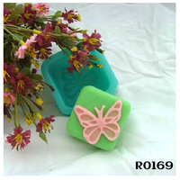 Rectangle or Square Handmade Mold DIY Silicone Soap Mold Natural Soap Mold R0169