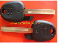Best quality  Hyundai key shell 10pcs/lot fee shipping
