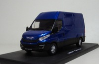 ELIGOR 1:43 IVECO NEW DAILY diecast car model scale model