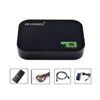 A20 Dual Core Android 4.2 Smart TV Box Media Player HD 1080P 1GB RAM 4G ROM