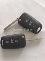 Best quality  Hyundai flip key 3 button IX30 5pcs/lot fee shipping