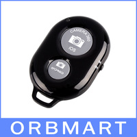 Universal Selfie Bluetooth Remote Control Camera Shutter Self-timer Release for Iphone 4S 5 5S 5C Samsung Galaxy S4 S5 Note 2
