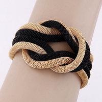 3 colors options fashion simple temperament alloy bracelet S5867