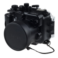 2014 Newest 40M Waterprof 1M Shockproof Anti water Camera Case for Panasonic GM1
