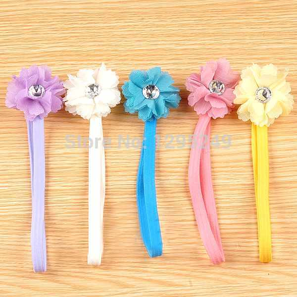 Baby infant children baby mini rubber band hair rope headband hair accessory 10pcs/lot YCNMn(China (Mainland))