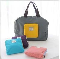 2014 New Travel Storage Bag Multifunctional Large Capacity Iconic Folding  Shopping Shoulder Bag Free Shipping XBG019