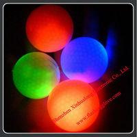 Longer Flashing Time High-quanlity Flashing LED Golf Ball