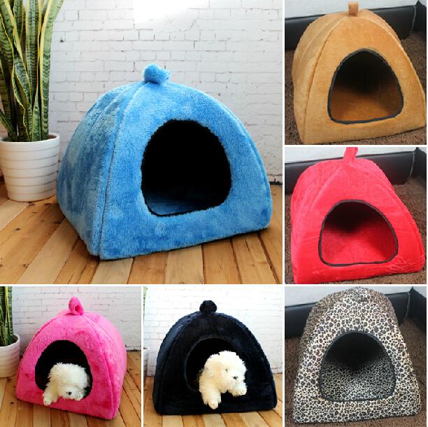 Novo 2014 casinha adorável suave produtos Pet chegada nova cama do cão grátis frete Pet Animal bonito HP008(China (Mainland))