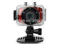 T1 Mini action Camera Waterproof 5 meters IPX8 HD 720P 5MP 120 degree wide angle Helmet Camera sports camera mini DV DVR
