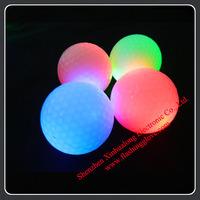 Night Training LED Flash Blinking Golf Balls