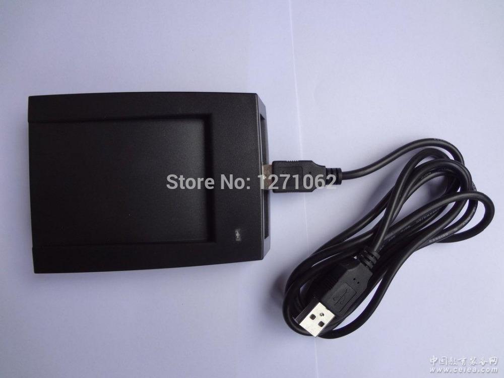USB Id card reader access control card reader swipe card reader machine(China (Mainland))
