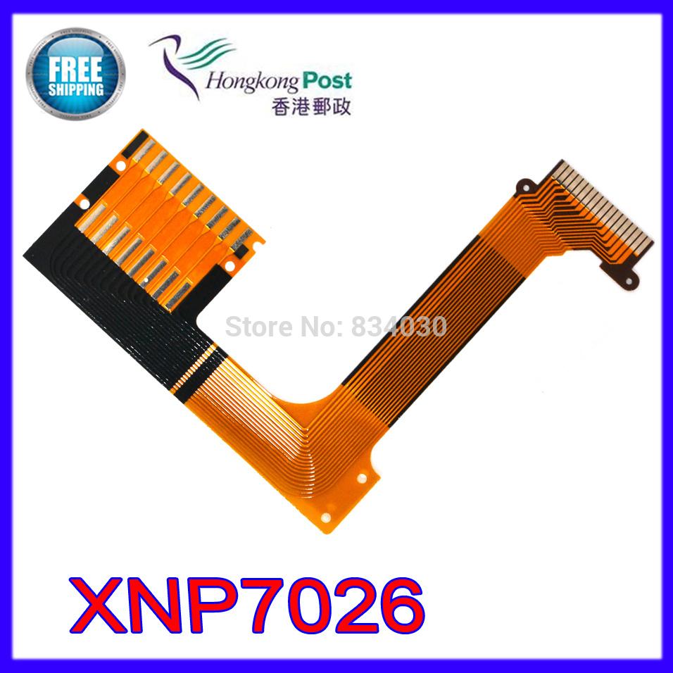 10 PCS FLEX CABLE For Pioneer Car AUDIO - XNP7026(China (Mainland))