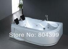 Grande banheira de pedestal de acrílico grandes europeus banheira de hidromassagem estilo bolha banheira banheira independentes bebê banheira No.B266(China (Mainland))