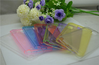 20pcs/lot New arrival transparent 0.5mm ultral thin clear colorful soft TPU case for Sumsung Note3 N9000, Free shipping