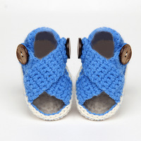0-1 year old spring and autumn baby shoes yarn shoes baby soft sole shoes male shoes toddler shoes baby shoes socks