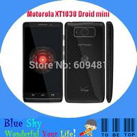 Motorola Droid mini XT1030 Original Refurbished Mobile phone  2G RAM 16G ROM 4.6'' Wifi GPS Dual core